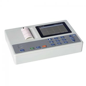 Electrocardiografo Schiller AT-1 G2 c/Diagnostico
