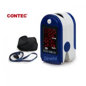 Oximetro de Dedo Adulto Contec CMS50DL